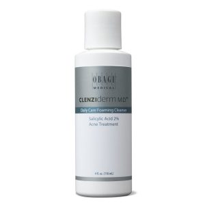 Clenziderm Foaming Cleanser with Salicylic Acid