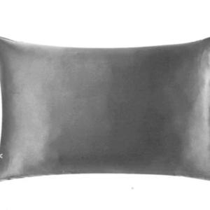 Anti-Ageing Pure Silk Pillowcase Tempest Grey