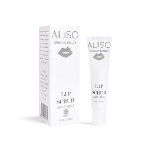 Aliso Sweet Mint Lip Scrub